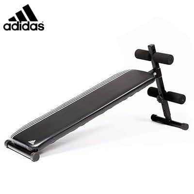 Lavice na břicho ADIDAS Esential Ab Bench
