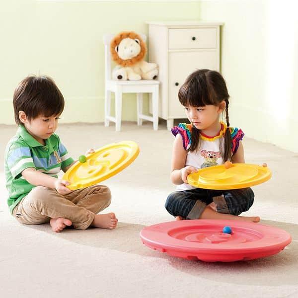 Dětská balanční podložka s hrou Eduplay Tai-Chi