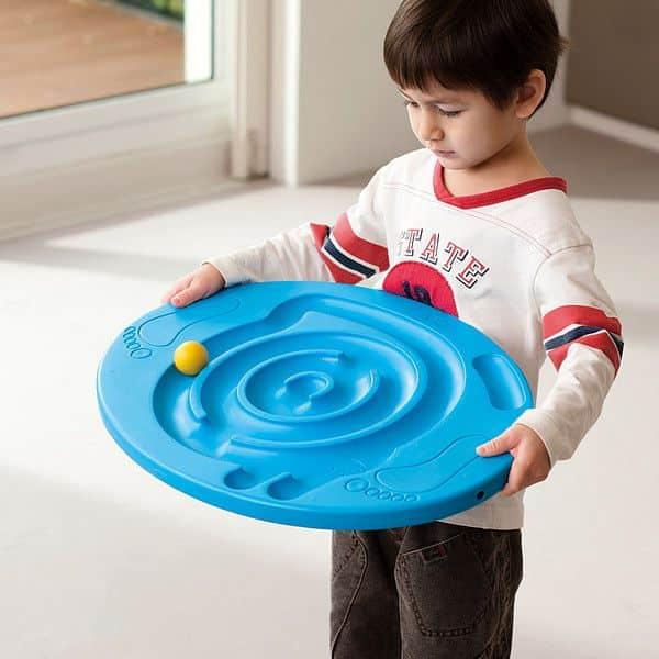 Dětská balanční podložka s hrou Eduplay Maze