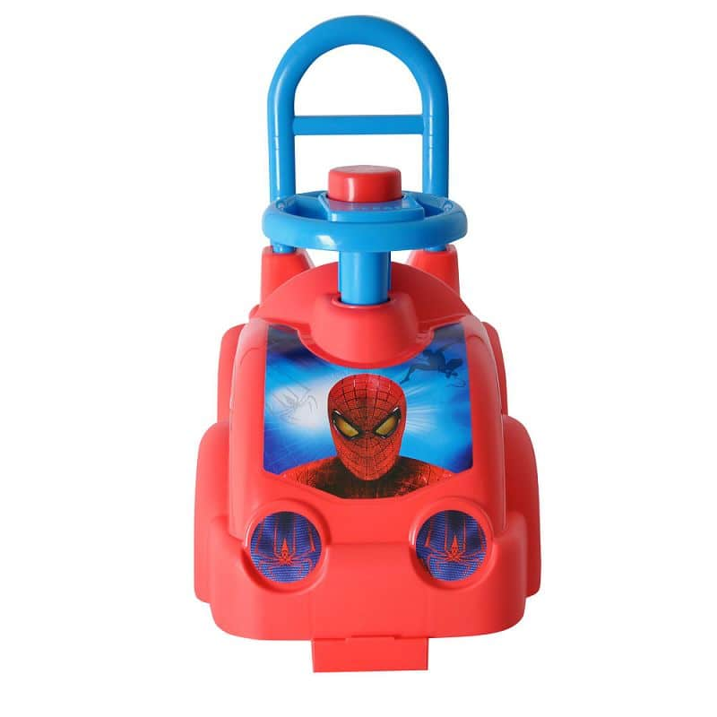 Odrážedlo Spiderman Ride On