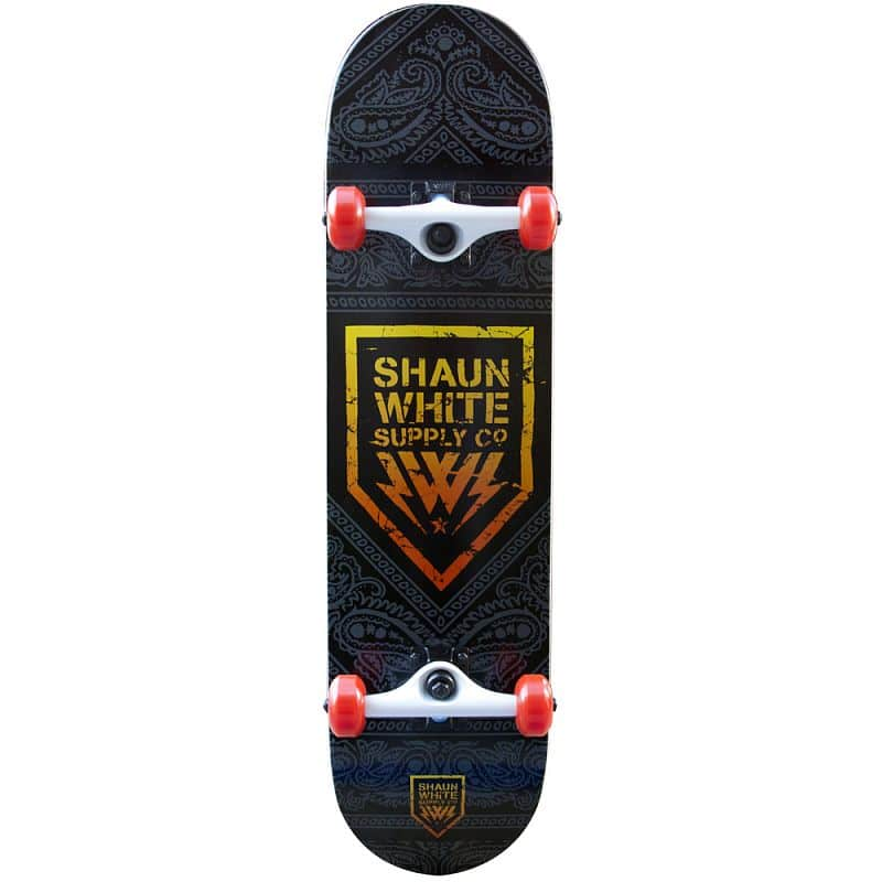 Skateboard Shaun White Badge