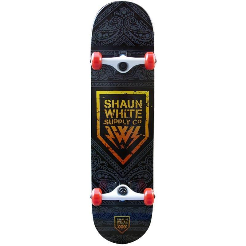 Skateboard Shaun White Badge