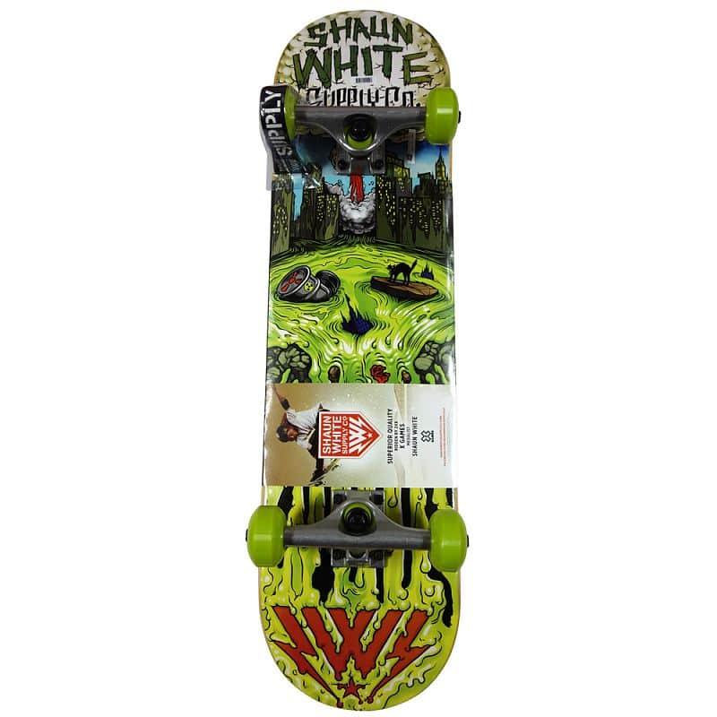Skateboard Shaun White Toxic