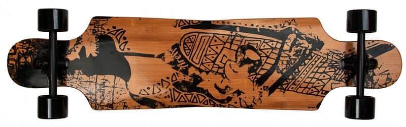 "Area longboard Tribal Curves 39"" (99,1 cm)"