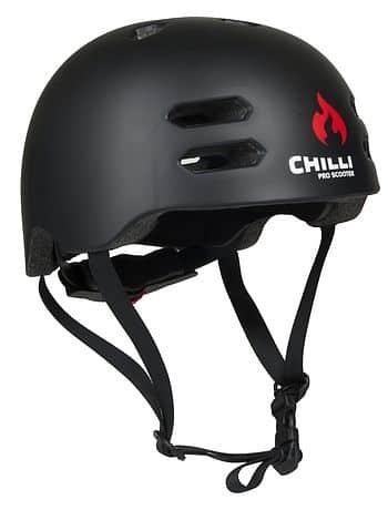 Chilli in-mold černá helma