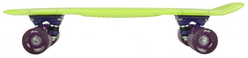 """Area candy board průhledný zelený 22"""" (56 cm)"""