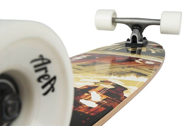 "Area longboard Brooklyn Stepz 42"" (106,5 cm)"