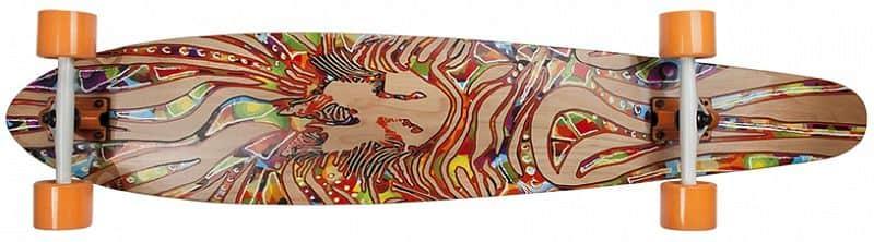 Area longboard Z-Dance 45,9