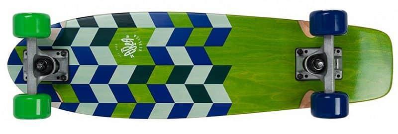 Area Replica Timber Green cruiser 26