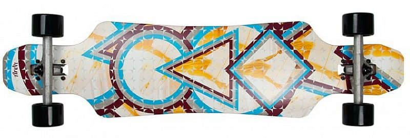 Area longboard Gina 39,5