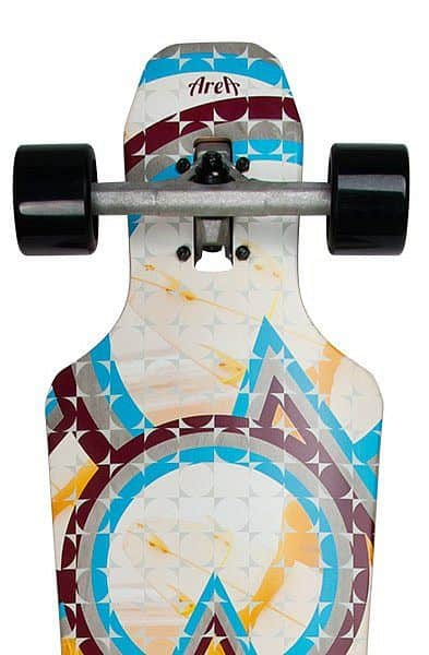 "Area longboard Gina 39,5"" (100,3 cm)"