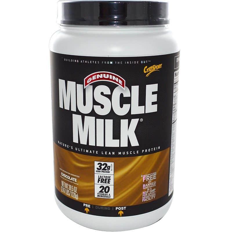 Cytosport Muscle Milk 1120g VÝPRODEJ