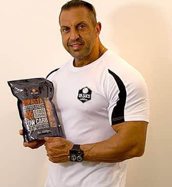 Proteinové těstoviny Dr Zaks 400g