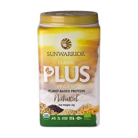 Sunwarrior Protein Classic Plus BIO 1000g - neochucený