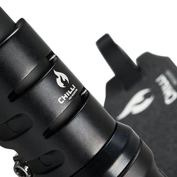 Chilli C5 50 cm černá freestyle koloběžka