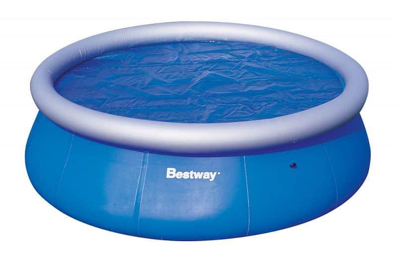 Solární plachta Bestway na bazén s konstrukcí 549 cm