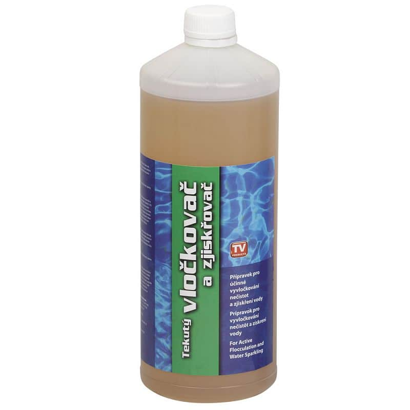 Bazénový vločkovač 1 litr