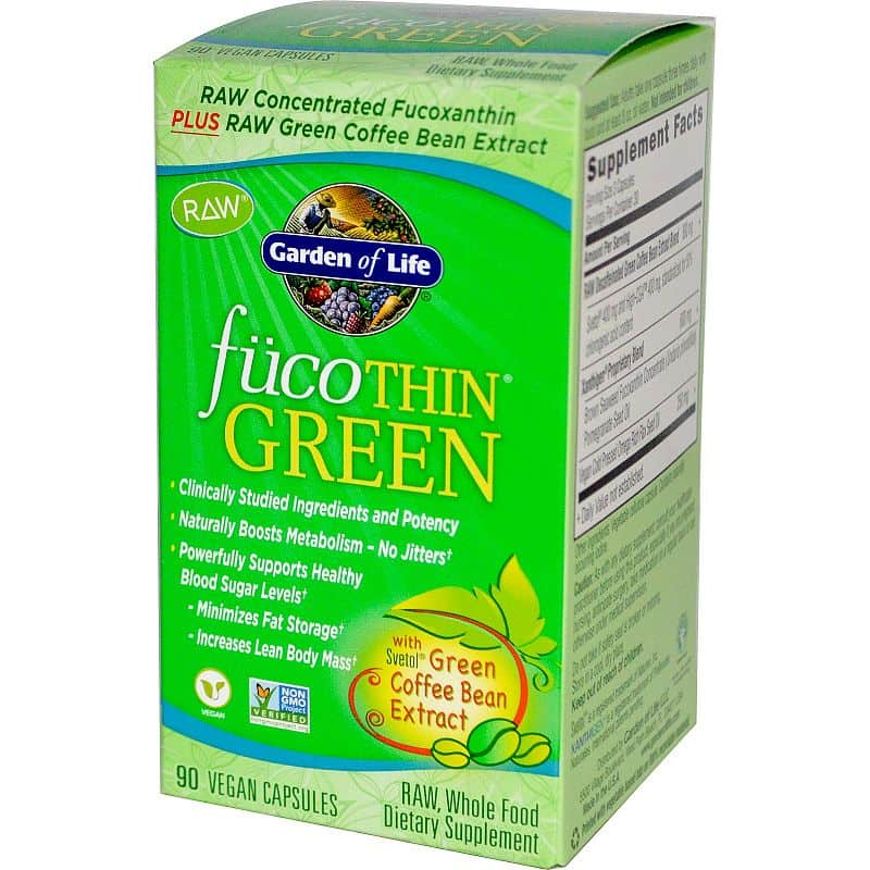 Garden of Life Füco THIN GREEN 90 tablet