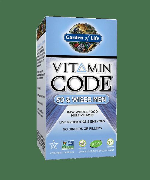 Vitamin Code 50 - pro muže po padesátce