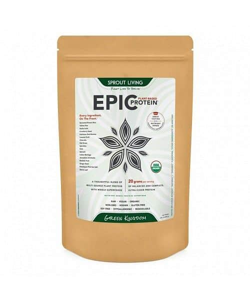 Epic protein 2268g vanilka a lucuma