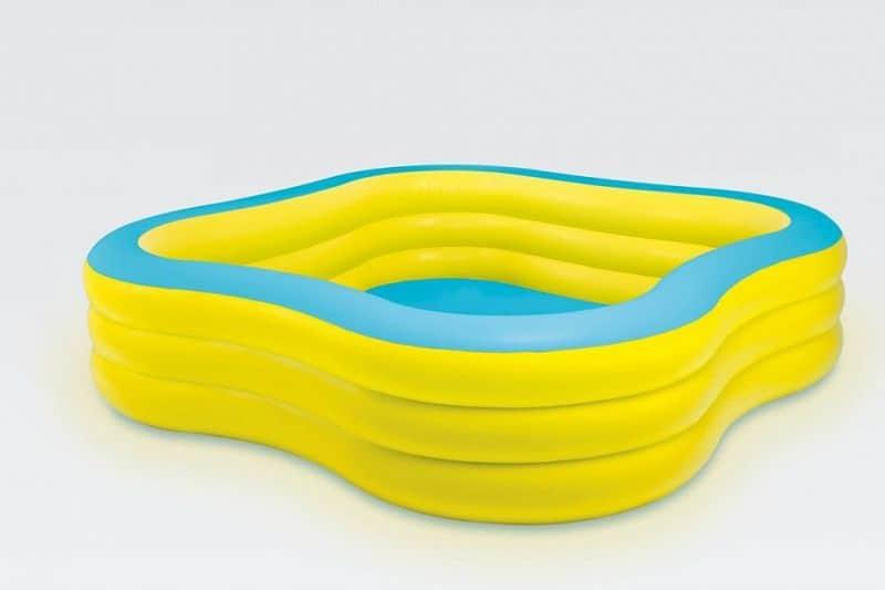 Bazén INTEX nafukovací 229 x 229 cm