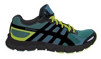 LIBERATE 5 Běžecké boty pánské, černá-petrol vel. 36 - 40