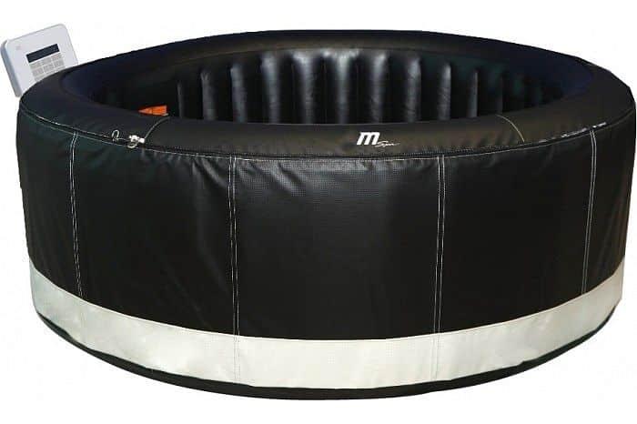 Mobilní vířivá vana MSpa SUPER CAMARO M-051S - montáž zdarma, servis u zákazníka