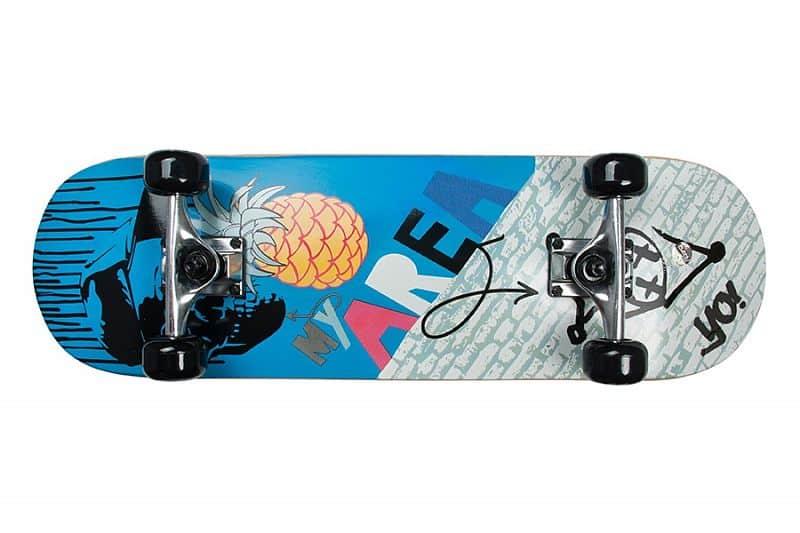 Area Cool Pineaple skateboard 71 cm