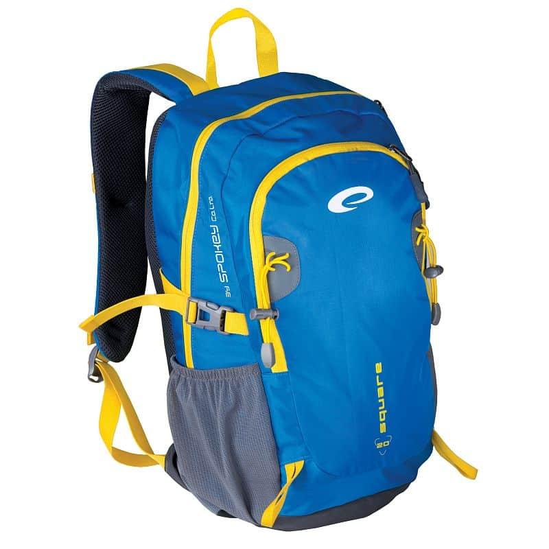 SQUARE Batoh 20l modrý