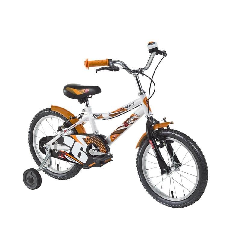 """Dětské kolo DHS Speed 1603 16"""" - model 2016"""