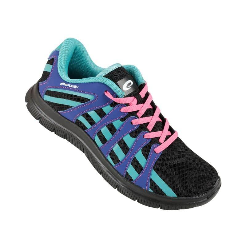 LIBERATE 7 Běžecké boty černá-modrá vel.36 - 45