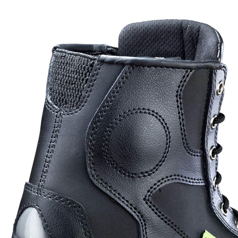 46ff8da85a55 ... Dámske kožené moto topánky W-TEC Jartalia NF-6092 ...