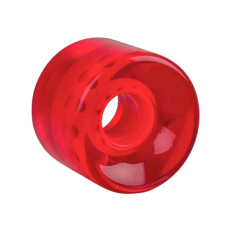 Průhledné kolečko na penny board 60*45 mm