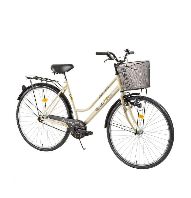 Dámské trekingové kolo Kreativ Comfort 2812 - model 2016 Barva Creme