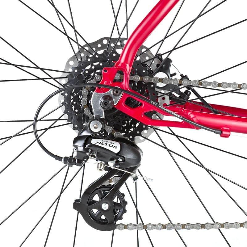Dámské crossové kolo Devron Urbio LK2.8 - model 2016
