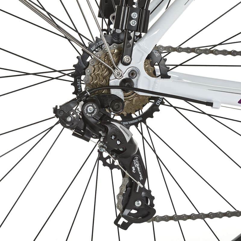Dámské trekingové kolo Devron Urbio LT1,8 - model 2016