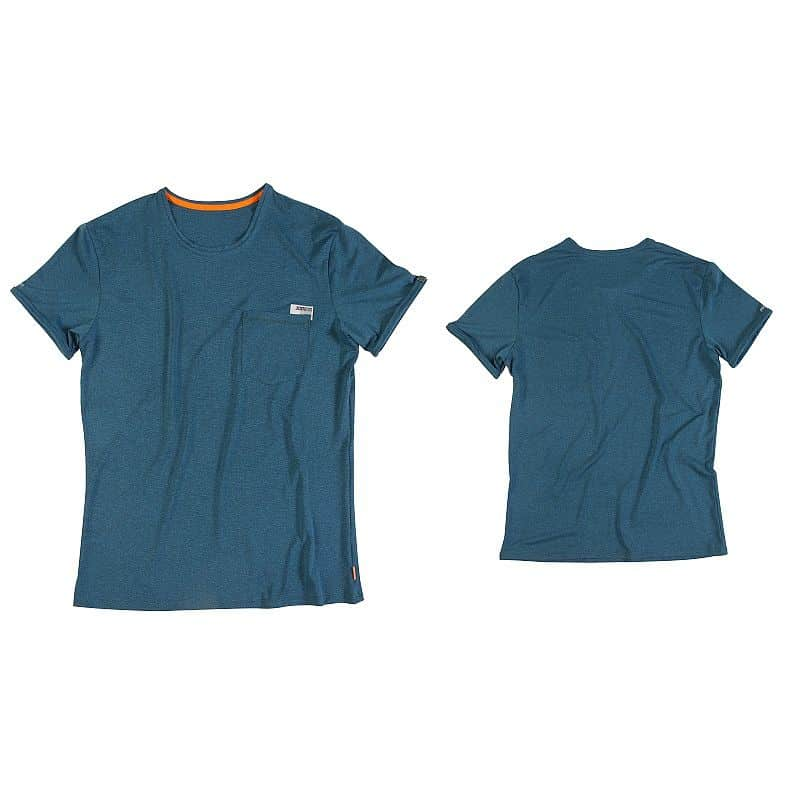 Pánské tričko Jobe Discover Teal