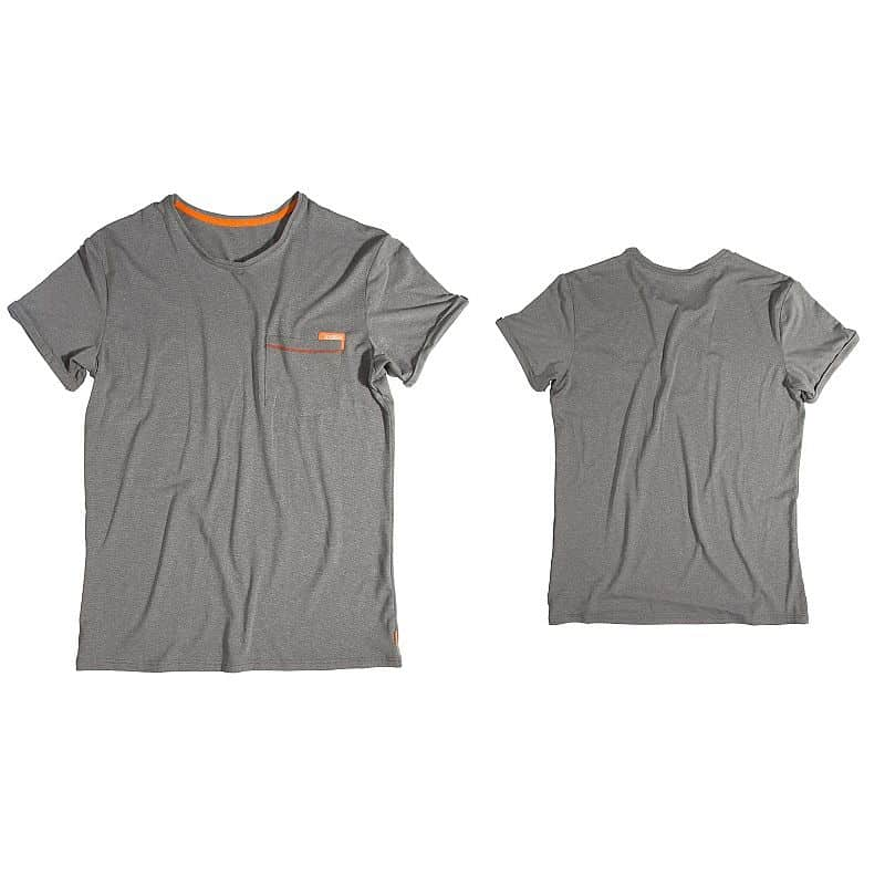 Pánské tričko Jobe Discover Slate