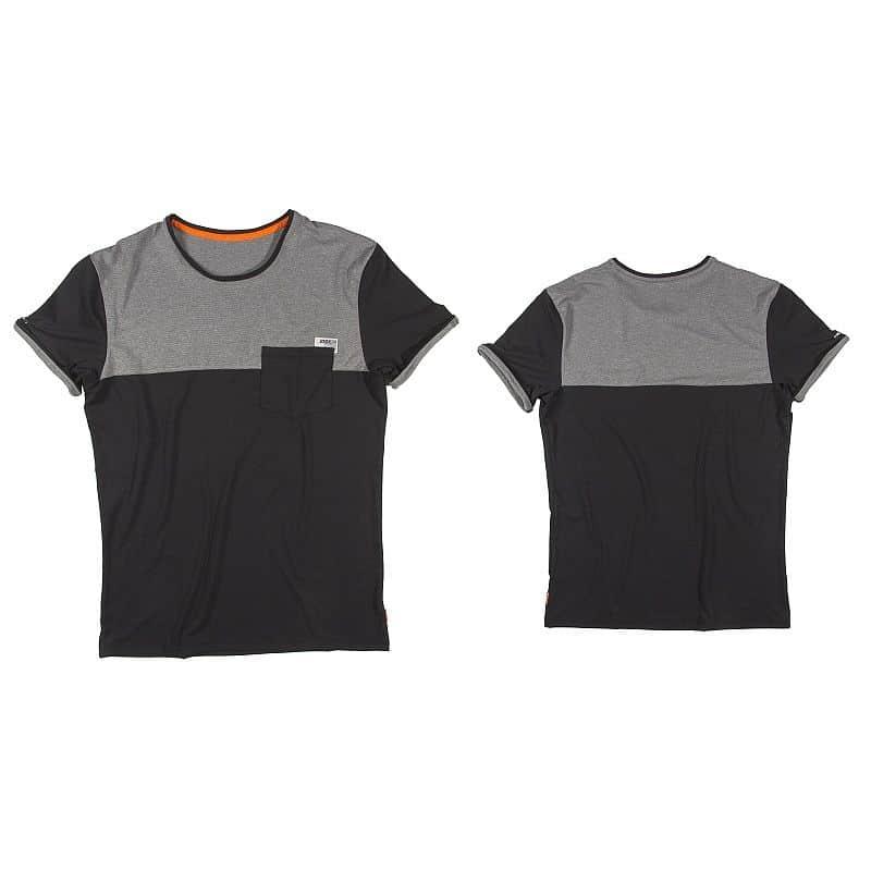 Pánské tričko Jobe Discover Nero