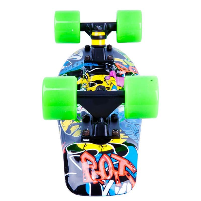 """Penny board WORKER Colory 22"""""""