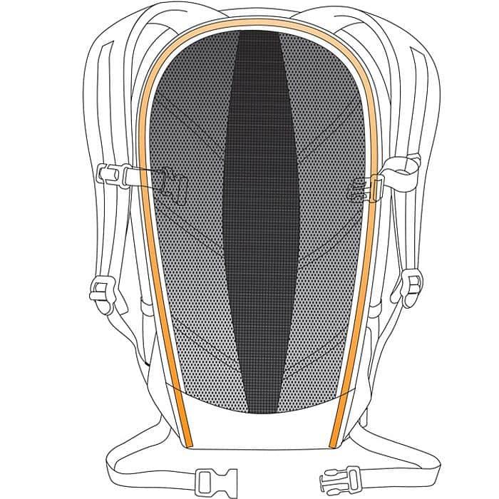 Horolezecký batoh DEUTER Speed Lite 15 2016