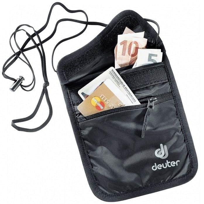 Sportovní peněženka DEUTER Security Wallet II 2016