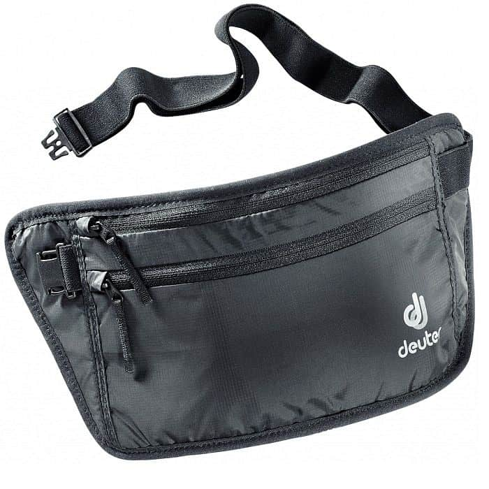 Ledvinka DEUTER Security Money Belt II 2016