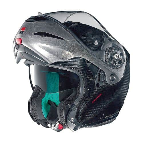 Moto helma X-lite X-1003 Ultra Carbon Dyad Flat Black