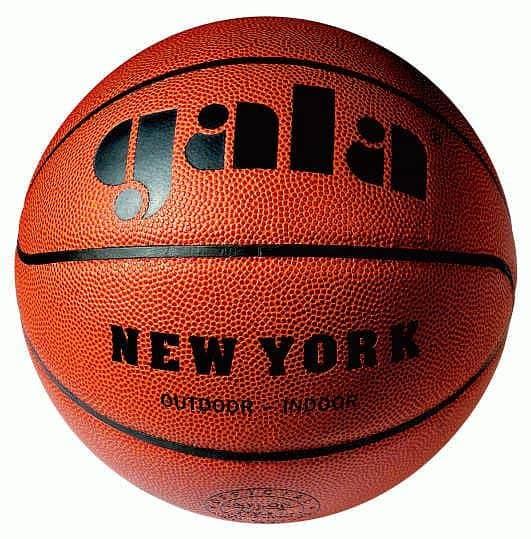NEW YORK basketballový míč
