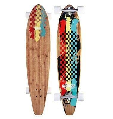 longboard Rasta Revolution skateboard, 42in