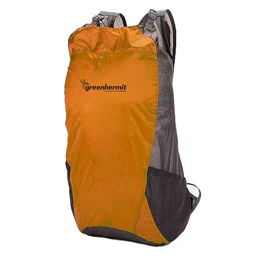 Vodotěsný ultra lehký batoh GreenHermit OD5115 15l