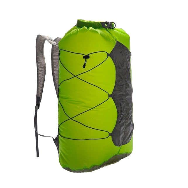 Vodotěsný ultra lehký batoh GreenHermit OD5125 25l