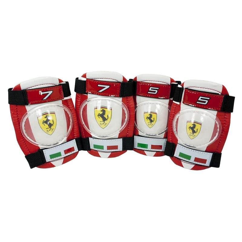 Set chráničů Ferrari