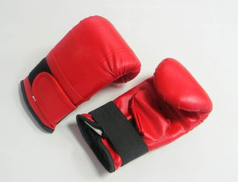 Boxovací rukavice pytlovky L (14oz)